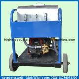 산업 지상 세탁기술자 300bar 고압 물 세탁기술자 기계