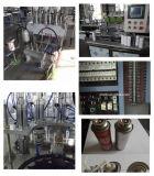 Máquina Automática de Llenado de Aerosoles para el GLP Cartucho