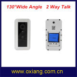 Intelligente inländisches Wertpapier WiFi videotürklingel-Kamera aufgebaut in der Batterie 3000mAh