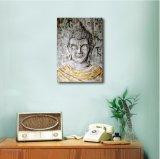 Peinture à l'huile de Bouddha pour la décoration murale