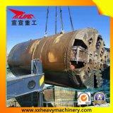 機械を持ち上げるYsnの石の管