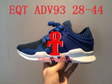la paternité exclusive du support Adv93 Eqt de 2017eqt Addas chausse la taille blanche bleue 28-44 de chaussures de sports