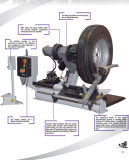 Nome do artigo Fsd-L5088: Grande pneumático que desmonta a máquina