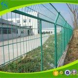 Recinto di filo metallico rivestito del PVC di obbligazione