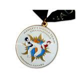 卸し売り競争賞円形メダル習慣