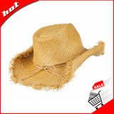 La rafia Sombrero de Paja sombrero de vaquero moda Hat