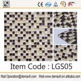 Mattonelle di mosaico di vetro di colore della miscela per la decorazione