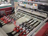 Automatische Hochgeschwindigkeitsc$doppelt-farbe Plastikshirt-Beutel-Einkaufstasche, die Maschine herstellt