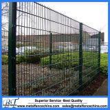 8/6/8mm 6/5/6mm Double Wire Fence Powder Coated Twin Wire Metal Fence
