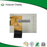 """3.5 """" Vierkante LCD Industriële Vertoning met het Comité van de Aanraking"""