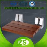 Cadeira de madeira dobrável para deficientes