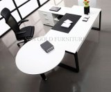 Discussion Melamine Meeting Office Desk, Conference Contracted Office Table (SZ-OD329)