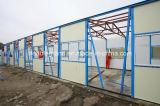 강제노동수용소 Prefabricated 집 또는 임시 집