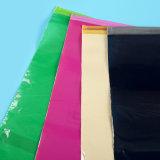 Eingebrannte Qualität mit Reißverschluss Plastiktaschen für Kleider (FLZ-9222)