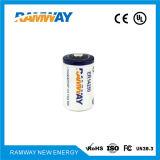 Batería de litio 1 / 2AA 3.6V 1.2AH para Amperímetro (ER14250)