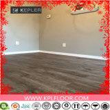 灰色カラー木製のビニールの床PVCビニールの床