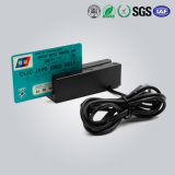 USB 3-Track Magnetic Stripe Credit Magnetic Strip Card Reader