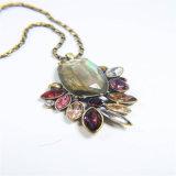 De nieuwe Halsbanden van de Armbanden van Earrngs van de Juwelen van de Manier van het Glas van de Hars van het Punt Acryl