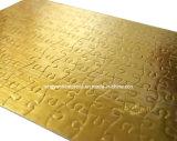Style de style Golden Paper Puzzle