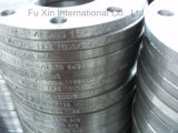Flange de placa SABS1123 1600/3 para o mercado africano