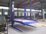 Гидровлический подъем стоянкы автомобилей 2 столбов для автомобиля/Auto/SUV Китая