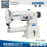 Amo della macchina per cucire di zigzag dell'alimentazione di unisono della base del cilindro grande (ZY3150m)