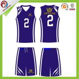 Uniforme de encargo del baloncesto de Filipinas de los jerseys del baloncesto de Euroleague de la sublimación
