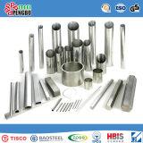 SUS 201 304 316 tubes soudés en acier inoxydable pour l'objet décoratif