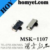 De Schakelaar van de Dia van de Fabrikant van China met het Type van ONDERDOMPELING (msk-1107)