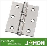 """Dobradiça de porta da mobília da ferragem do aço ou do ferro (3 acessórios da ferragem """" X2.5 """")"""