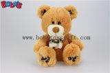Cool Brinquedos recheadas Teddy urso castanho com Leopard lenço de impressão no preço de venda por grosso
