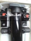Hydrozylinder RAM -800mm Anfall, 4 Stadium hydraulischer STOSSHEBER für Kipper-Schlussteile