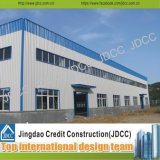Due Story Steel Structure Warehouse e Workshop