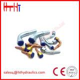 Fornecedor rápido GB \ encaixes hidráulicos métricos \ do SAE \ Bsp tubulação