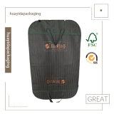 Saco de empacotamento do terno do vestuário da qualidade superior