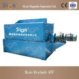 9-1 جودة عالية Drytech GTF العليا التدرج فاصل المغناطيسي