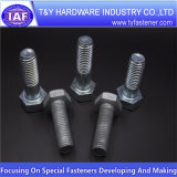 Vis à tête hexagonale de l'ASME/ANSI ASTM/boulon à tête hexagonale