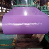 PPGI a laminé à froid les bobines en acier de Prepianted Glvanized