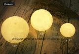 Navulbare Lamp USB van de Nacht van de Maan van de Druk van de Controle van Cellphone van de Controle van de aanraking 3D Lichte
