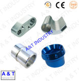 CNC 정밀도에 의하여 주문을 받아서 만들어지는 알루미늄 스테인리스/CNC 기계적인 기계 부속