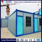 모듈 콘테이너 집 비용 강철 선적 컨테이너는 집으로 돌아온다