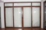 Раздвижная дверь хорошего качества алюминиевая с умеренной ценой