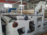 Machine de revêtement en papier revêtu pour étiquette adhésive
