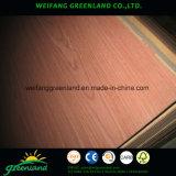 2, 5mm de chapa de madera contrachapada de ingeniería de cerezas