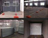 Cerca provisória galvanizada Quente-Mergulhada do preço barato/cerca portátil móvel