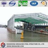 Stahlkonstruktion-Vor-Ausgeführte Rahmen-Werkstatt