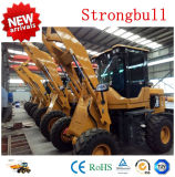 Srtrongbull Heavy Duty Construction Machine 2 Toneladas Zl33 Wheel Loader