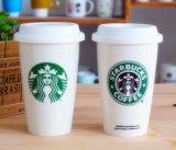 De ceramische Ceramische Mok van de Muur van de Kop van de Koffie van Starbuck van de Mok van de Koffie Dubbele