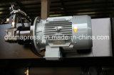 Máquina de dobra de aço do fornecedor Wc67y 125t 4000 dourados