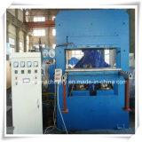 Máquina de borracha de imprensa de moldagem de compressão de alta eficiência automática completa